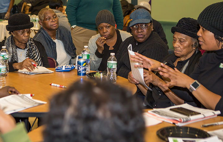 NYCHA NextGen Stakeholder Committee Meeting.