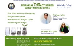 NYC Hispanic Chamber of Commerce Workshop in Celebration of Financial Literacy Month