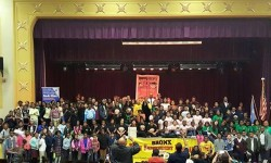 "Thousands of Bronx Students Attend 10TH Anniversary of ""YOUTH SPEAKS"""