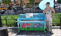 Sing for Hope Pianos featuring Laura Alvarez