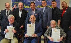 Senator Klein Celebrates Jewish American Heritage Month in Riverdale