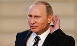 President Vladimir Putin, Russia.