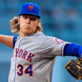 Noah Syndergaard, NY Mets pitching ace. Credit: bloggingmets.com