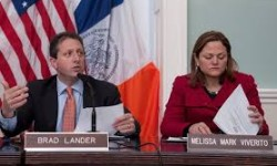 City Council Watch: Brad Lander's 'Spouse Donors' / Melissa Mark-Viverito's Fav Terrorist