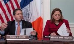 City Council Watch: Brad Lander's 'Spouse Donors' / Melissa Mark-Viverito's Fav Terrorist