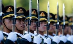 Vernuccio's View: Chinese Military Technology Equals U.S.
