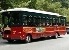 Trolley-Red