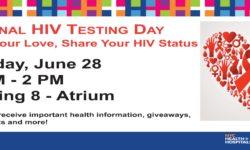 National HIV Testing Day 6/28/16 Jacobi Medical Center
