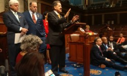 Democrats In Congress Sit-In to Demand A Vote on Gun Violence