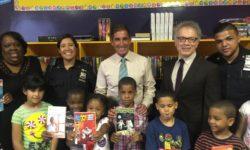 Senator Jeff Klein, Councilman James Vacca & Throggs Neck Residents Council Celebrate First Library at Throggs Neck Houses