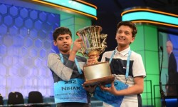 2016 Scripps National Spelling Bee Declares Co-Champions