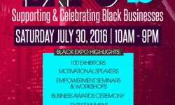 Third Annual New York Black Expo, July 30