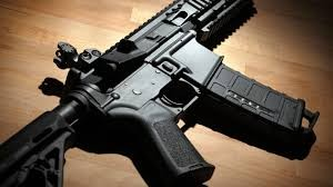 The Sig Sauer MCX (above) is the weapon used by the Orlando shooter in the Pulse nightclub mass shooting attack last month.