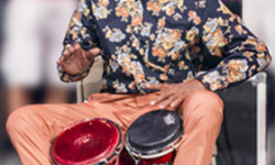 Lehman Center for the Performing Arts presents Roberto Roena