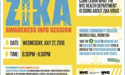 Bronx Zika Awareness Info Session