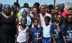 Senator Klein Hosts Second Annual Throggs Neck Houses Basketball Tournament