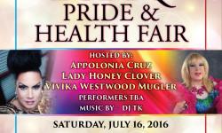 Bronx Pride Saturday July 16th