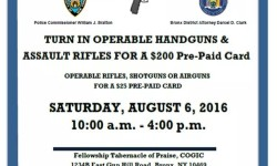 Gun Buyback At Bronx Churches