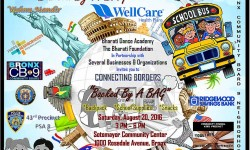"""The Bharati Foundation Invites You To """"Backed by a Bag"""" – August 20th"""
