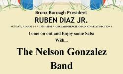 Bronx Summer Concert Series at Orchard Beach, August 14