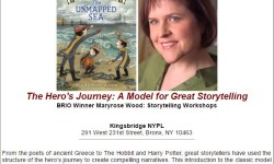 The Hero's Journey: A Model for Great Storytelling with Maryrose Wood