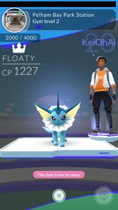 Pelham Bay Station Gym/Screenshot