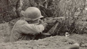 M1 Garand -- The United State was the only country to equip its troops with an auto-loading rifle as the standard infantry weapon of WWII.