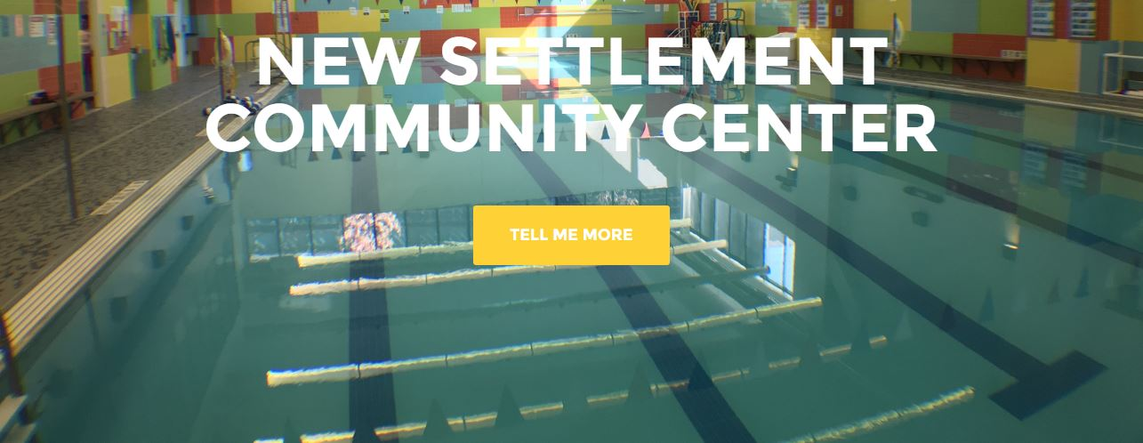 New Settlement Community Center Pool