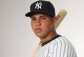 Gary Sanchez, Catcher, NY Yankees