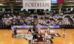 Fordham Men's Basketball Releases 2016-2017 Non-Conference Schedule