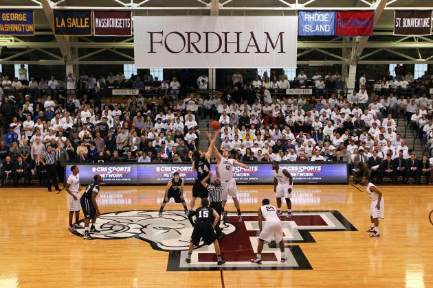 Fordham MBB-NonConference Sked