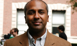 Sree Sreenivasan, the Chief Digital Officer for the City of New York, works to promote access to City government through technology and support the city's tech ecosystem.