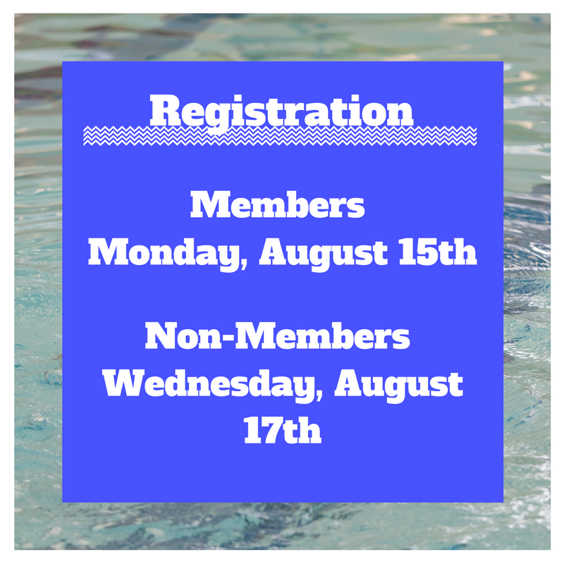 Swim Registration New Settlement CC