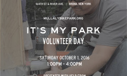 Mullaly Bikepark Volunteer Day – October 1st