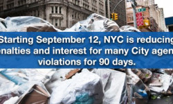 NYC Amnesty Program for Forgiving Fines