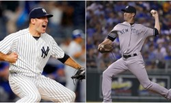 Layne, Parker Give Yankees Much Needed Middle Relief Help