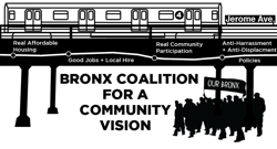 Bronx Coalition Concerned About Jerome Avenue Rezoning