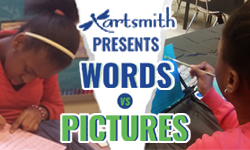 Sign Up for Words vs Pictures by Artsmith