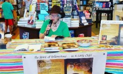"""The Geyser Girl of Yellowstone Park"" Book Signing – October 25th"