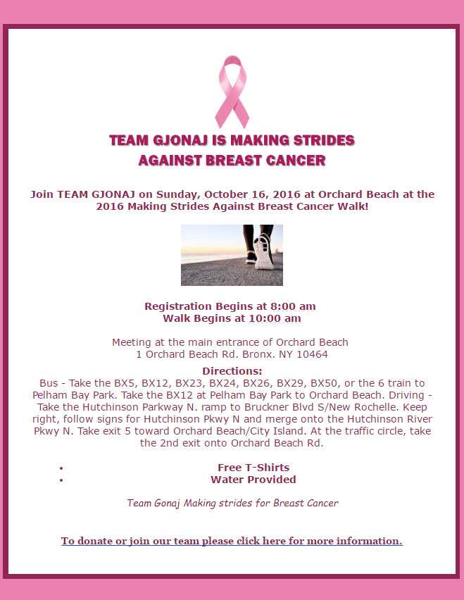 Breast Cancer Awareness Month - National Breast Cancer