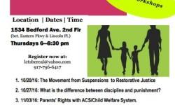 PACT Parent Workshop