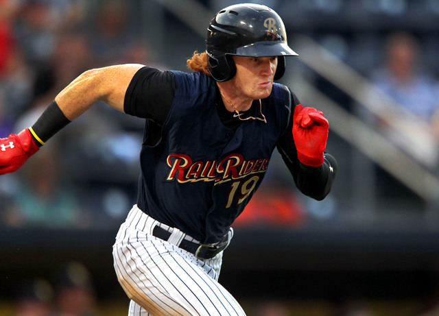 New York Yankees' Clint Frazier finds groove with Scranton/Wilkes-Barre RailRiders | MiLB.com News