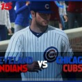 Cubs vs Indians World Series, Game 1 Tuesday, October 25, 8:08 PM on FOX Progressive Field, Cleveland, Ohio