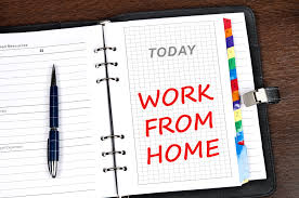 Around 6.3 million Americans work at least one day per week at home — and that's why today begins National Work from Home Week.