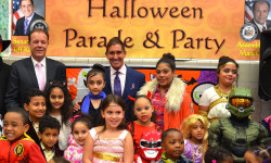SENATOR JEFF KLEIN AND ASSEMBLYMAN MARK GJONAJ HOST FOURTH ANNUAL PELHAM PARKWAY HALLOWEEN PARTY