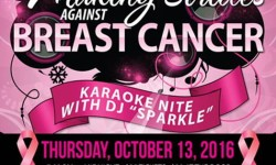 The 49th Precinct Presents Making Strides Against Breast Cancer – October 13th