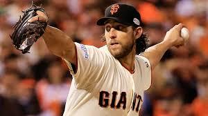 San Francisco Giants pitcher Madison Bumgarner. Credit: sportingnews.com
