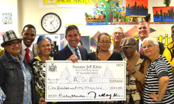 Senator Jeff Klein Announces Funding for Outreach Efforts for LGBT Elders Living in the Bronx