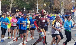 50,000 Take Part in Annual NYC Marathon