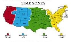 Profile America: Time Zones